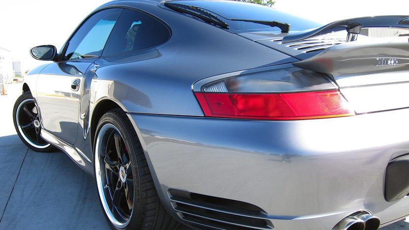2001 Porsche 911 Turbo Coupe 3.6/600 HP, 6-Speed presented as lot S100 at Kansas City, MO 2011 - image2