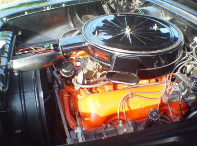 1958 Chevrolet Impala Convertible 348 CI, Automatic presented as lot S105 at Kansas City, MO 2011 - image8