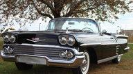 1958 Chevrolet Impala Convertible 348 CI, Automatic presented as lot S105 at Kansas City, MO 2011 - thumbail image6