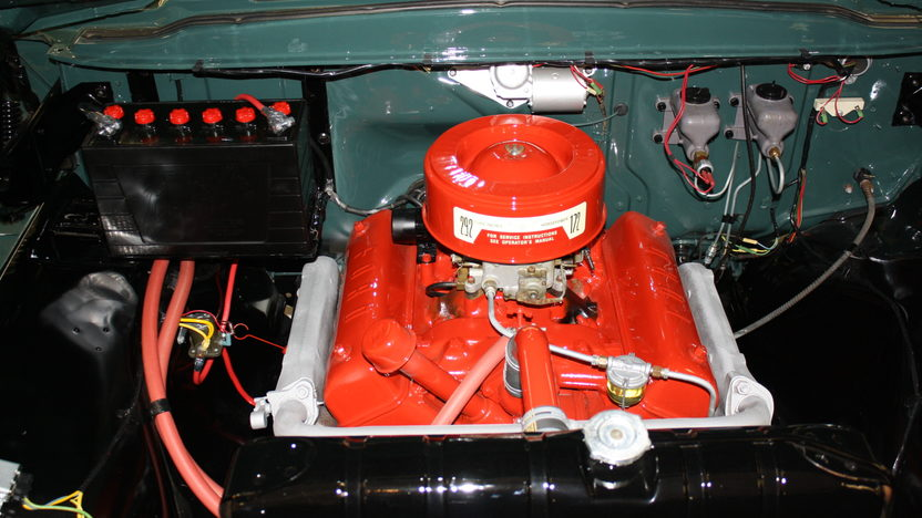 1959 Ford F100 Pickup 292 CI, 3-Speed presented as lot S115 at Kansas City, MO 2011 - image6