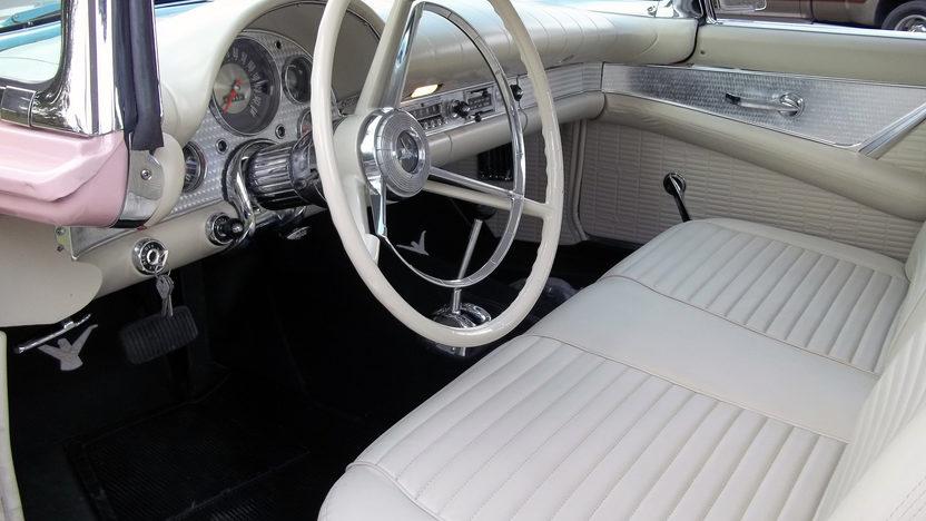 1957 Ford Thunderbird 312/245 HP, Automatic presented as lot S121 at Kansas City, MO 2011 - image2
