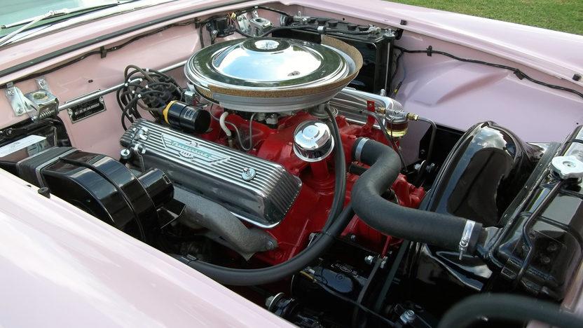 1957 Ford Thunderbird 312/245 HP, Automatic presented as lot S121 at Kansas City, MO 2011 - image3