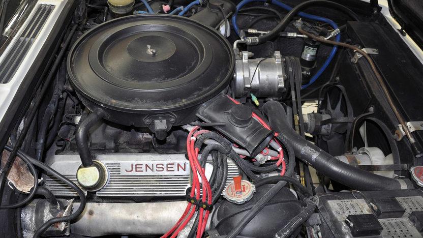 1974 Jensen Interceptor Convertible 440/375 HP, Automatic presented as lot S122 at Kansas City, MO 2011 - image5
