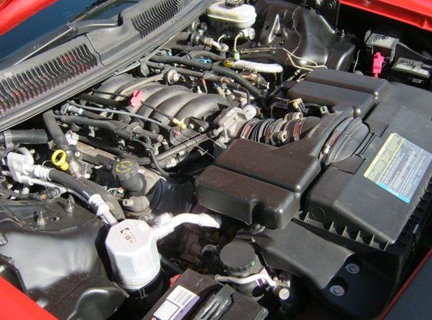 2001 Chevrolet Camaro Z28 Convertible presented as lot S125 at Kansas City, MO 2011 - image7