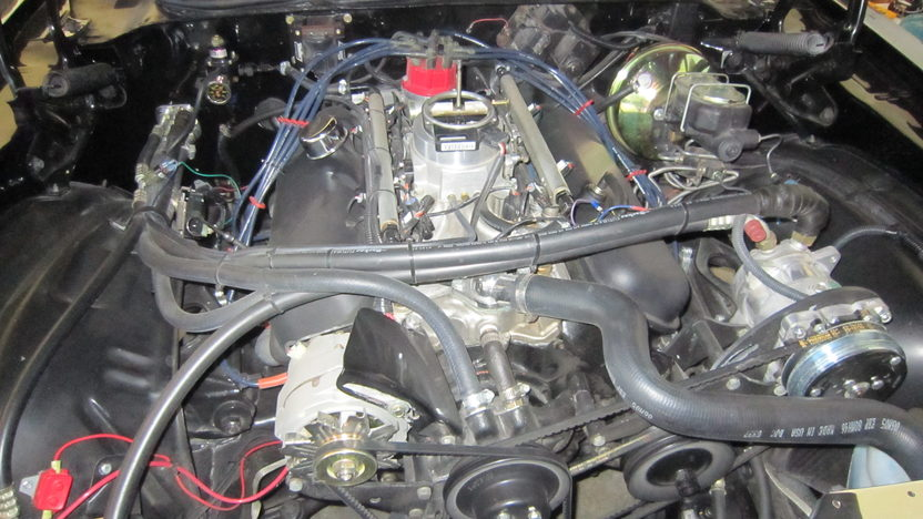 1970 Chevrolet Camaro Z28 396/400 HP, 4-Speed presented as lot S131 at Kansas City, MO 2011 - image4