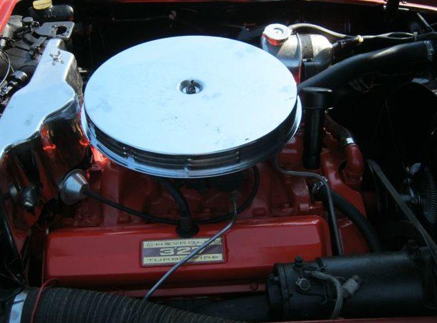1962 Chevrolet Corvette Convertible 327 CI, 4-Speed presented as lot S135 at Kansas City, MO 2011 - image6