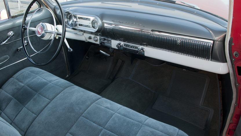 1954 Chevrolet 210 2-Door Sedan Blue Flame Six, 3-Speed presented as lot S137 at Kansas City, MO 2011 - image4