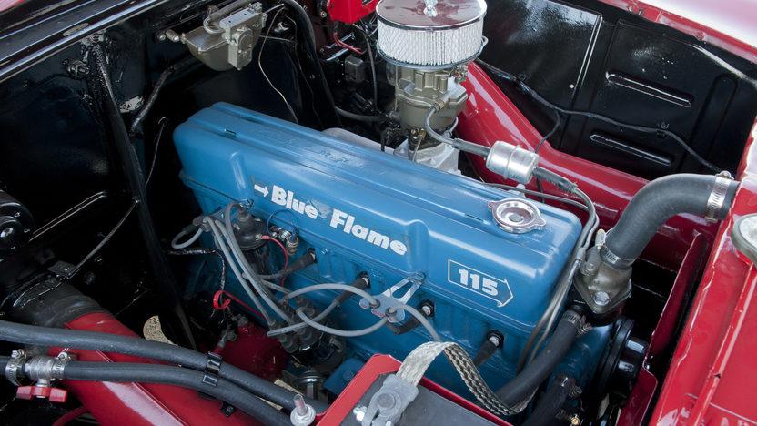 1954 Chevrolet 210 2-Door Sedan Blue Flame Six, 3-Speed presented as lot S137 at Kansas City, MO 2011 - image5