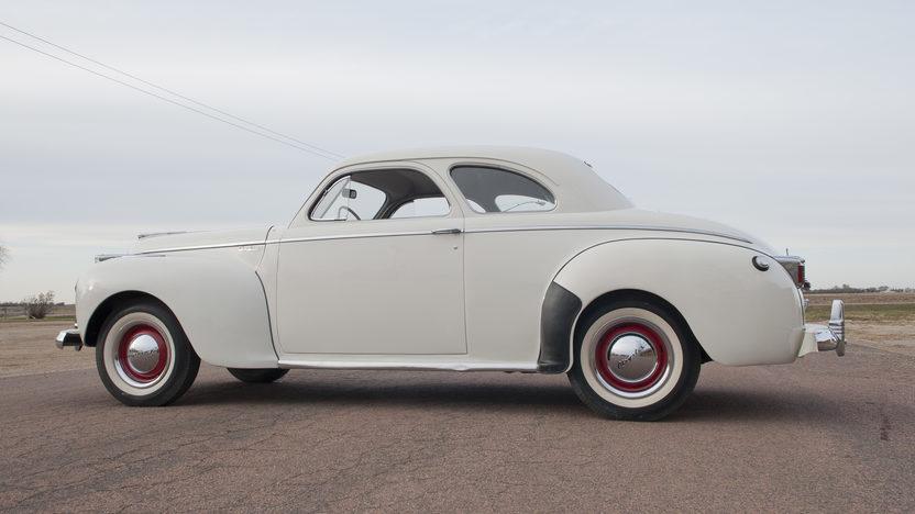1941 Chrysler Windsor presented as lot S138 at Kansas City, MO 2011 - image2