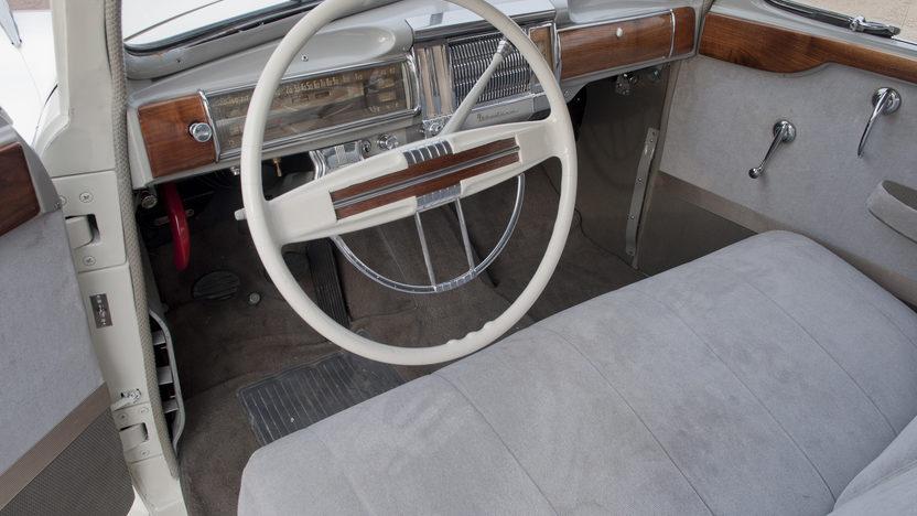 1941 Chrysler Windsor presented as lot S138 at Kansas City, MO 2011 - image5