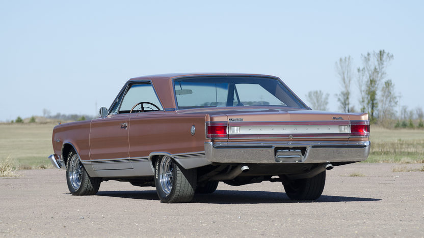 1967 Plymouth Satellite 472/600 HP, Automatic presented as lot S142 at Kansas City, MO 2011 - image3