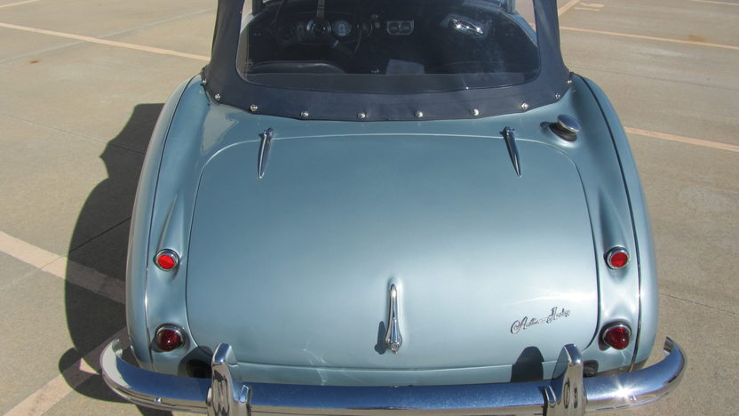 1959 Austin-Healey  Convertible 302/315 HP, 4-Speed presented as lot S144 at Kansas City, MO 2011 - image6