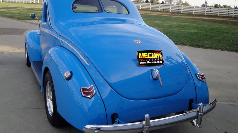 1940 Ford  Coupe 350 CI, Automatic presented as lot S145 at Kansas City, MO 2011 - image3