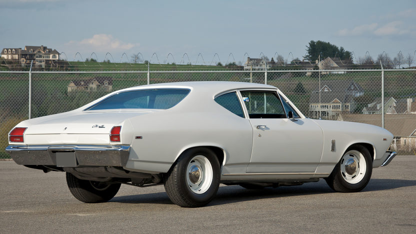 1969 Chevrolet Chevelle 300 Deluxe 396/375 HP, Automatic presented as lot F166 at Kansas City, MO 2011 - image3