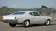 1969 Chevrolet Chevelle 300 Deluxe 396/375 HP, Automatic presented as lot F166 at Kansas City, MO 2011 - thumbail image3