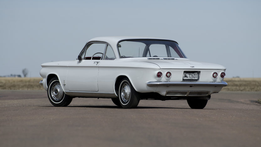 1962 Chevrolet Corvair 4-Speed presented as lot F187 at Kansas City, MO 2011 - image3
