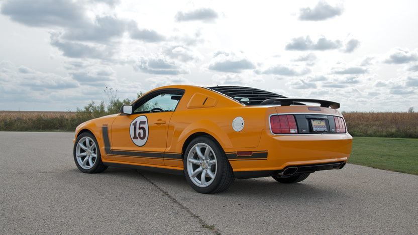 2007 Ford Mustang Saleen Parnelli-Jones Edition 302/400 HP, 5-Speed presented as lot S46 at Kansas City, MO 2011 - image4