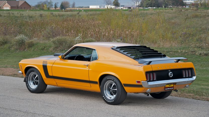 1970 Ford Mustang Boss 302 Fastback 302/290 HP, 4-Speed presented as lot S86 at Kansas City, MO 2011 - image5