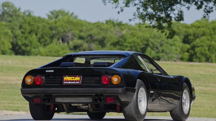 1981 Ferrari 512 Berlinetta Boxer presented as lot S75.1 at Kansas City, MO 2011 - image2
