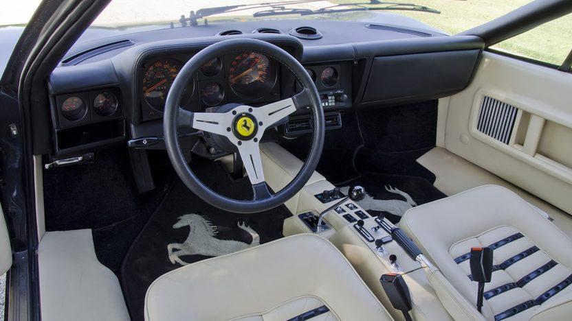 1981 Ferrari 512 Berlinetta Boxer presented as lot S75.1 at Kansas City, MO 2011 - image4