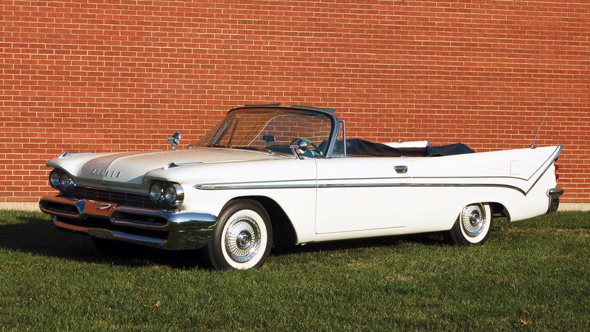 1959 Desoto Firesweep Convertible 361/295 HP, Automatic presented as lot F180.1 at Kansas City, MO 2011 - image10