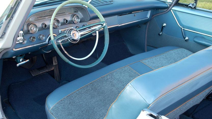 1959 Desoto Firesweep Convertible 361/295 HP, Automatic presented as lot F180.1 at Kansas City, MO 2011 - image3