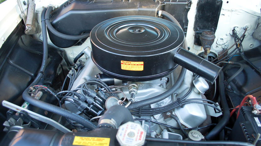1959 Desoto Firesweep Convertible 361/295 HP, Automatic presented as lot F180.1 at Kansas City, MO 2011 - image6