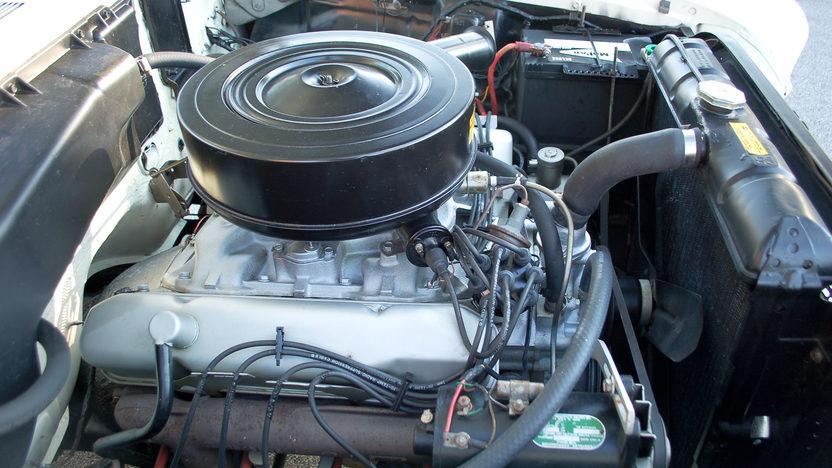 1959 Desoto Firesweep Convertible 361/295 HP, Automatic presented as lot F180.1 at Kansas City, MO 2011 - image7