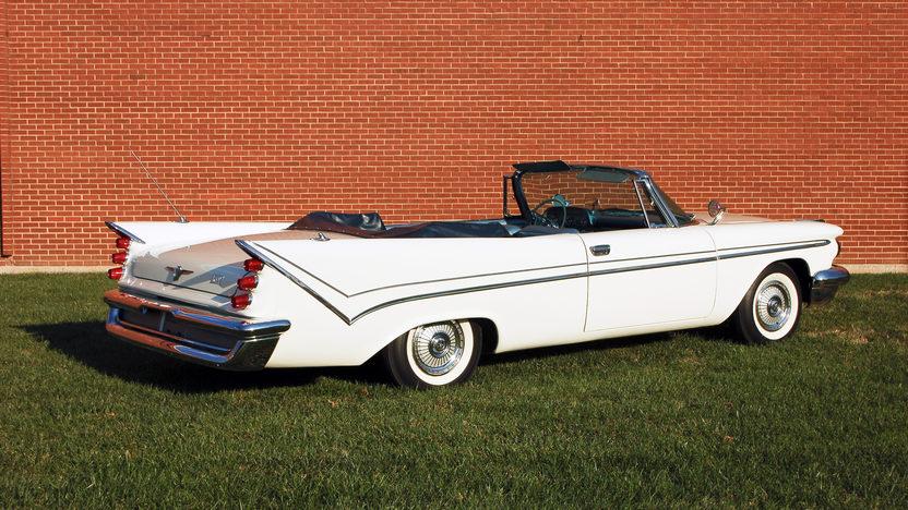 1959 Desoto Firesweep Convertible 361/295 HP, Automatic presented as lot F180.1 at Kansas City, MO 2011 - image9