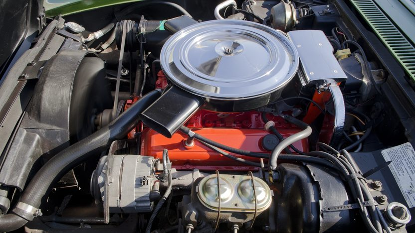 1972 Chevrolet Corvette Convertible 350 CI, Automatic presented as lot F84.1 at Kansas City, MO 2011 - image5