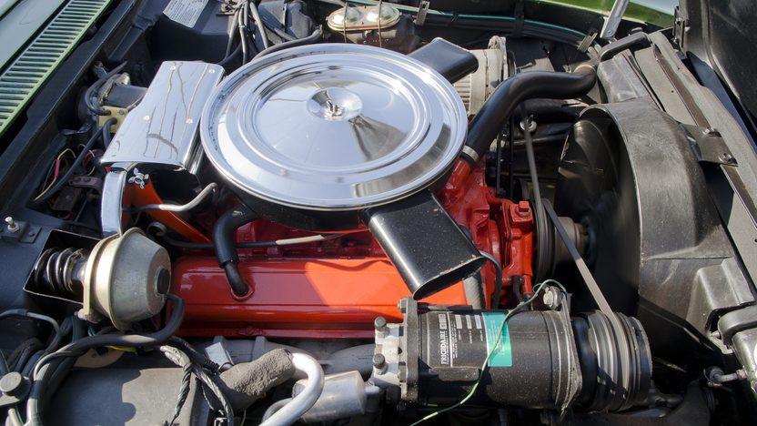 1972 Chevrolet Corvette Convertible 350 CI, Automatic presented as lot F84.1 at Kansas City, MO 2011 - image6