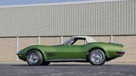 1972 Chevrolet Corvette Convertible 350 CI, Automatic presented as lot F84.1 at Kansas City, MO 2011 - thumbail image2