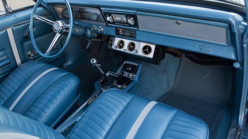 1967 Chevrolet Nova SS 2-Door Hardtop 327/275 HP, 4-Speed presented as lot F121.1 at Kansas City, MO 2011 - image4