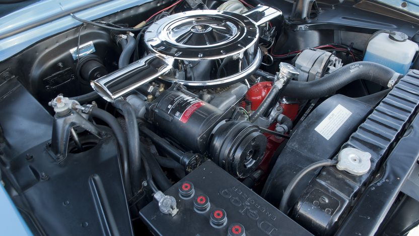1967 Chevrolet Nova SS 2-Door Hardtop 327/275 HP, 4-Speed presented as lot F121.1 at Kansas City, MO 2011 - image5