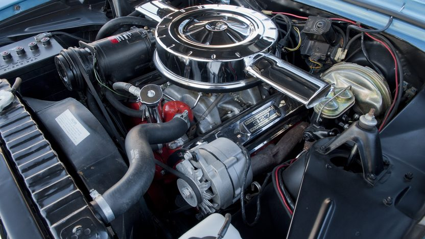 1967 Chevrolet Nova SS 2-Door Hardtop 327/275 HP, 4-Speed presented as lot F121.1 at Kansas City, MO 2011 - image6