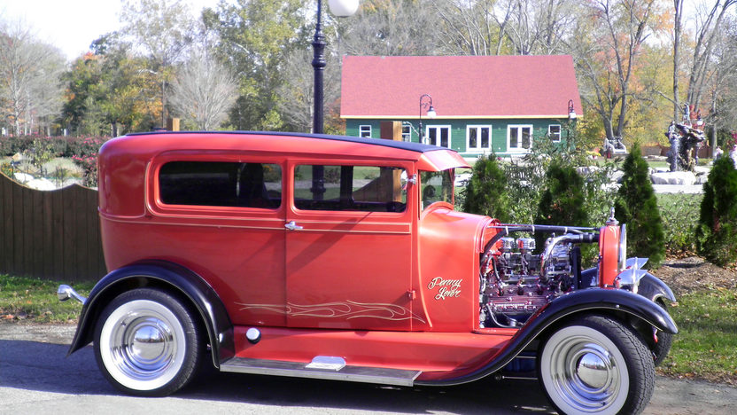 1928 Ford Model A 290/210 HP, Automatic presented as lot F150.1 at Kansas City, MO 2011 - image2