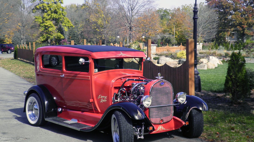 1928 Ford Model A 290/210 HP, Automatic presented as lot F150.1 at Kansas City, MO 2011 - image8