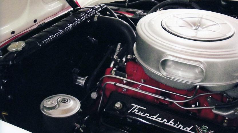 1957 Ford Ranchero presented as lot S105.1 at Kansas City, MO 2011 - image5