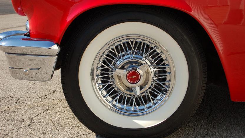 1957 Ford Thunderbird E Code 312/270 HP, Automatic presented as lot S120.1 at Kansas City, MO 2011 - image6