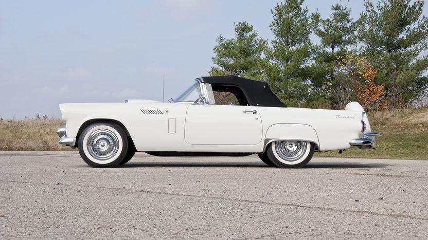 1956 Ford Thunderbird 312 CI, Automatic presented as lot S69.1 at Kansas City, MO 2011 - image12