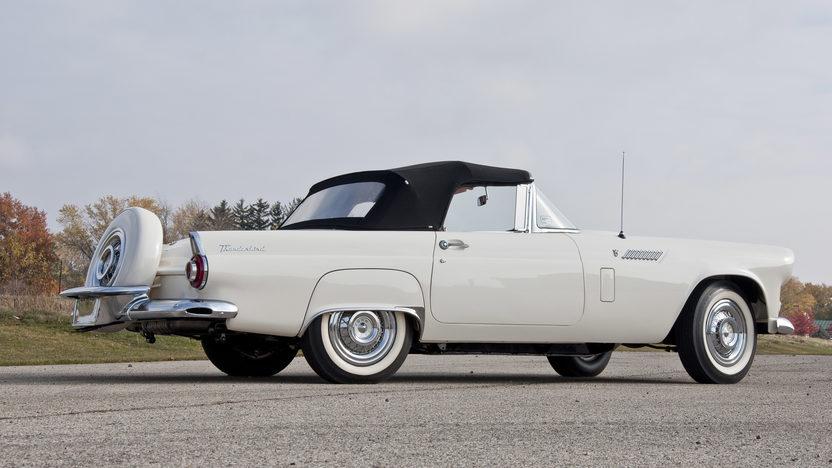 1956 Ford Thunderbird 312 CI, Automatic presented as lot S69.1 at Kansas City, MO 2011 - image3