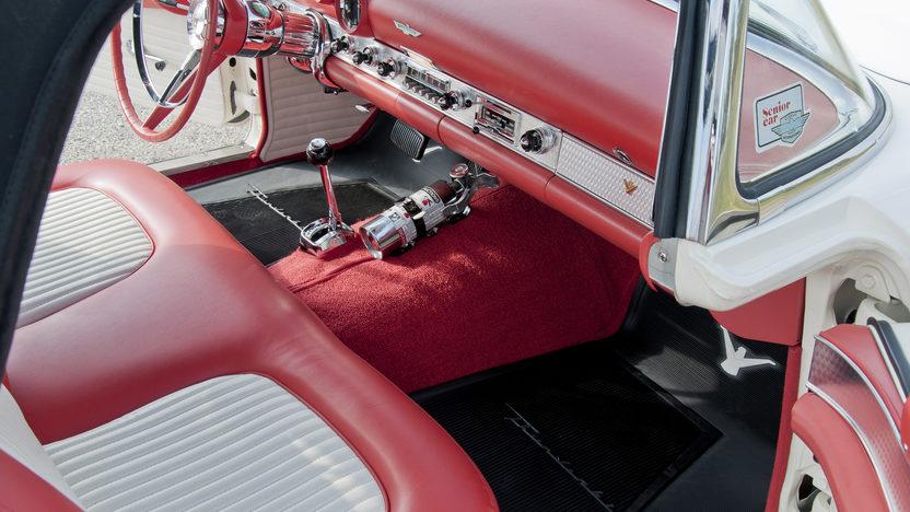 1956 Ford Thunderbird 312 CI, Automatic presented as lot S69.1 at Kansas City, MO 2011 - image6