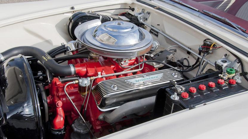 1956 Ford Thunderbird 312 CI, Automatic presented as lot S69.1 at Kansas City, MO 2011 - image7