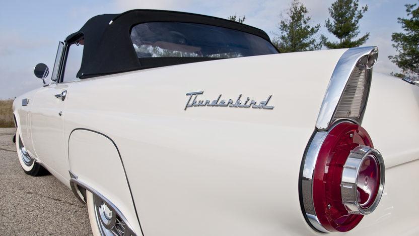 1956 Ford Thunderbird 312 CI, Automatic presented as lot S69.1 at Kansas City, MO 2011 - image9