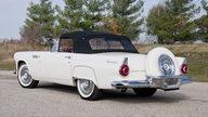 1956 Ford Thunderbird 312 CI, Automatic presented as lot S69.1 at Kansas City, MO 2011 - thumbail image4
