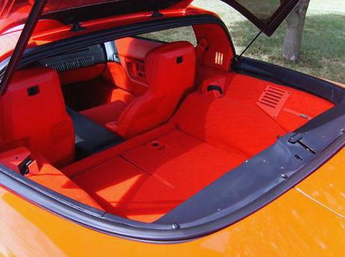 1993 Chevrolet Corvette 350 CI, Automatic presented as lot F127.1 at Kansas City, MO 2011 - image4