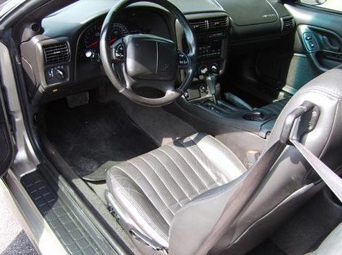 2002 Chevrolet Camaro Z28 Convertible LT1, Automatic presented as lot F138.1 at Kansas City, MO 2011 - image3