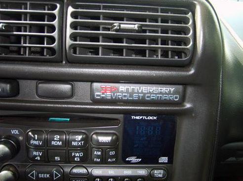 2002 Chevrolet Camaro Z28 Convertible LT1, Automatic presented as lot F138.1 at Kansas City, MO 2011 - image4