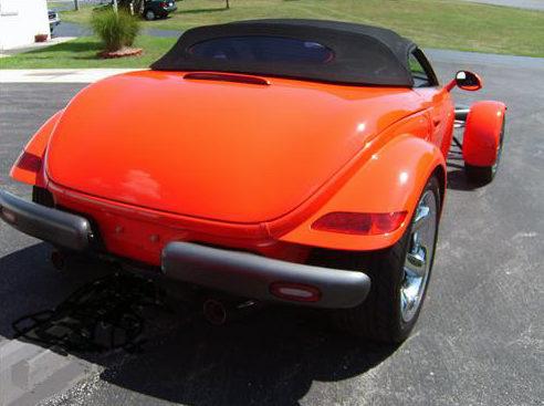 1999 Plymouth Prowler presented as lot S39.1 at Kansas City, MO 2011 - image6