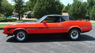 1973 Ford Mustang Convertible presented as lot S107.1 at Kansas City, MO 2011 - thumbail image2
